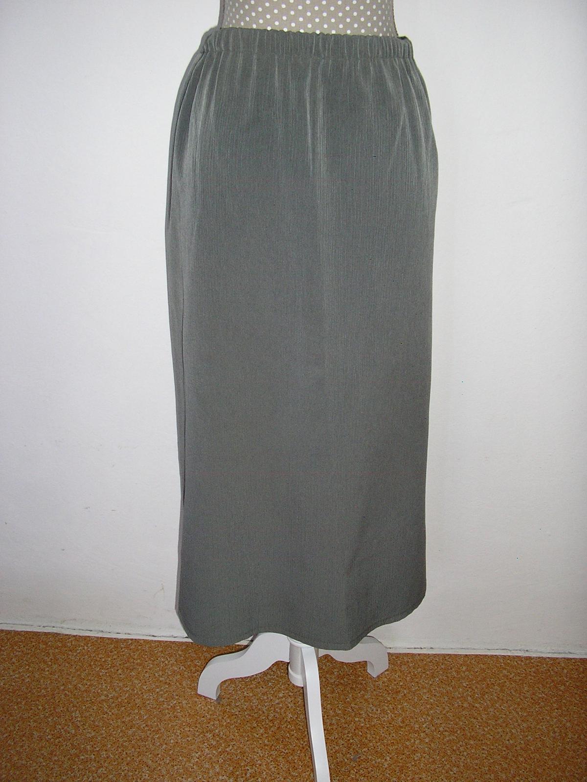 1417. sukňa  - Obrázok č. 1