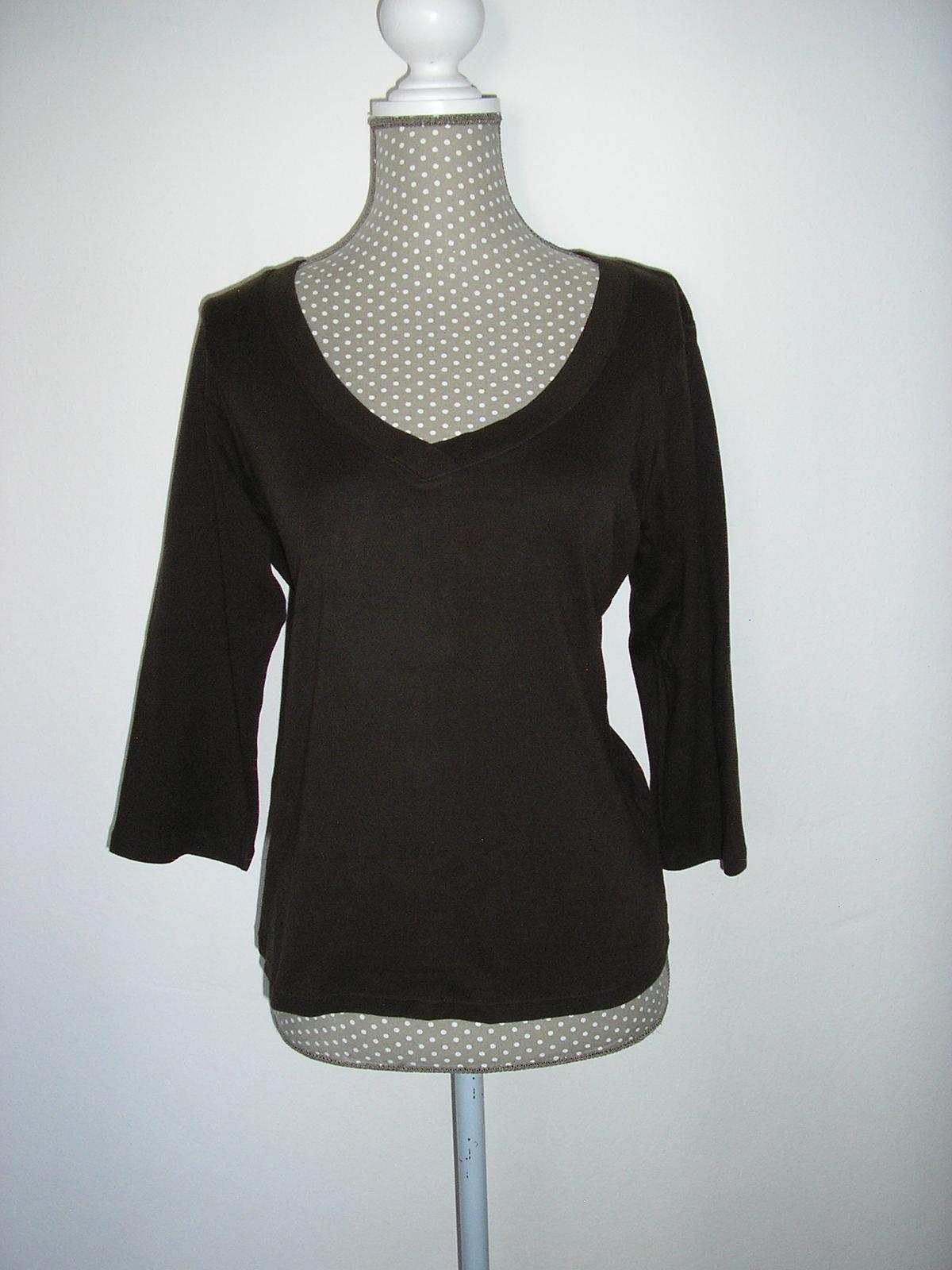 1441. Elegantné tričko - Obrázok č. 1