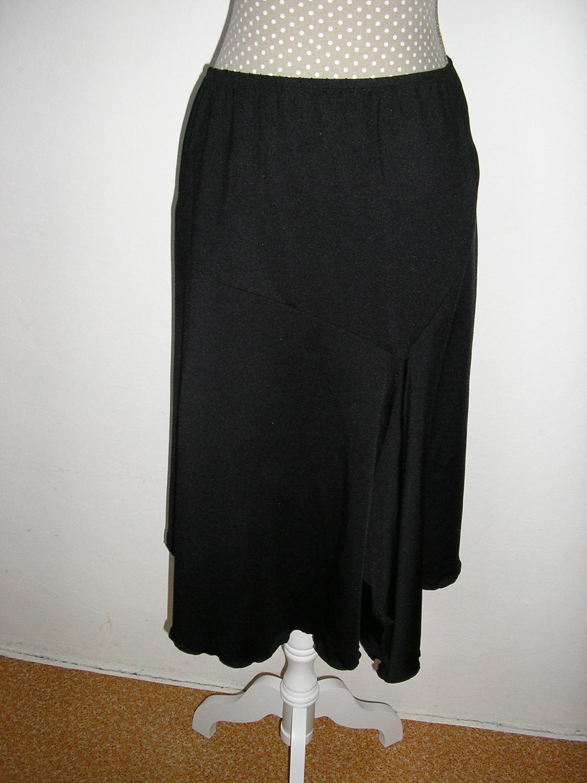 1466. Blanche Porte asymetrická sukňa  - Obrázok č. 1