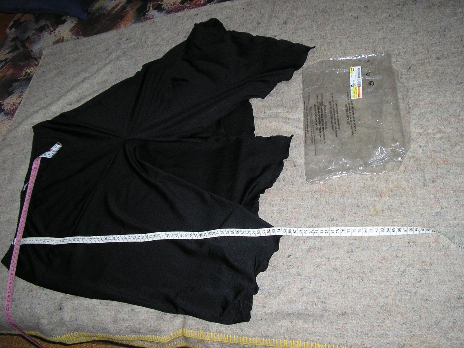 1466. Blanche Porte asymetrická sukňa  - Obrázok č. 3