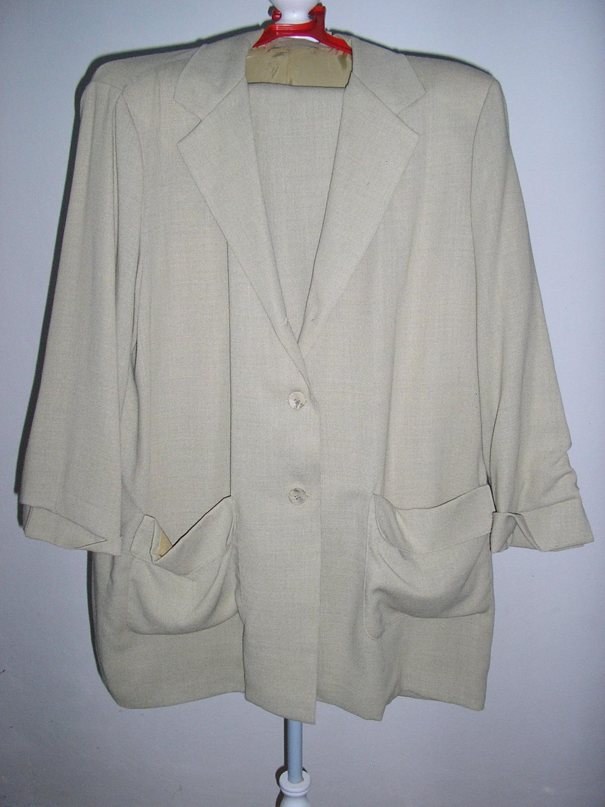 1480. Nohavicový kostým - Obrázok č. 2