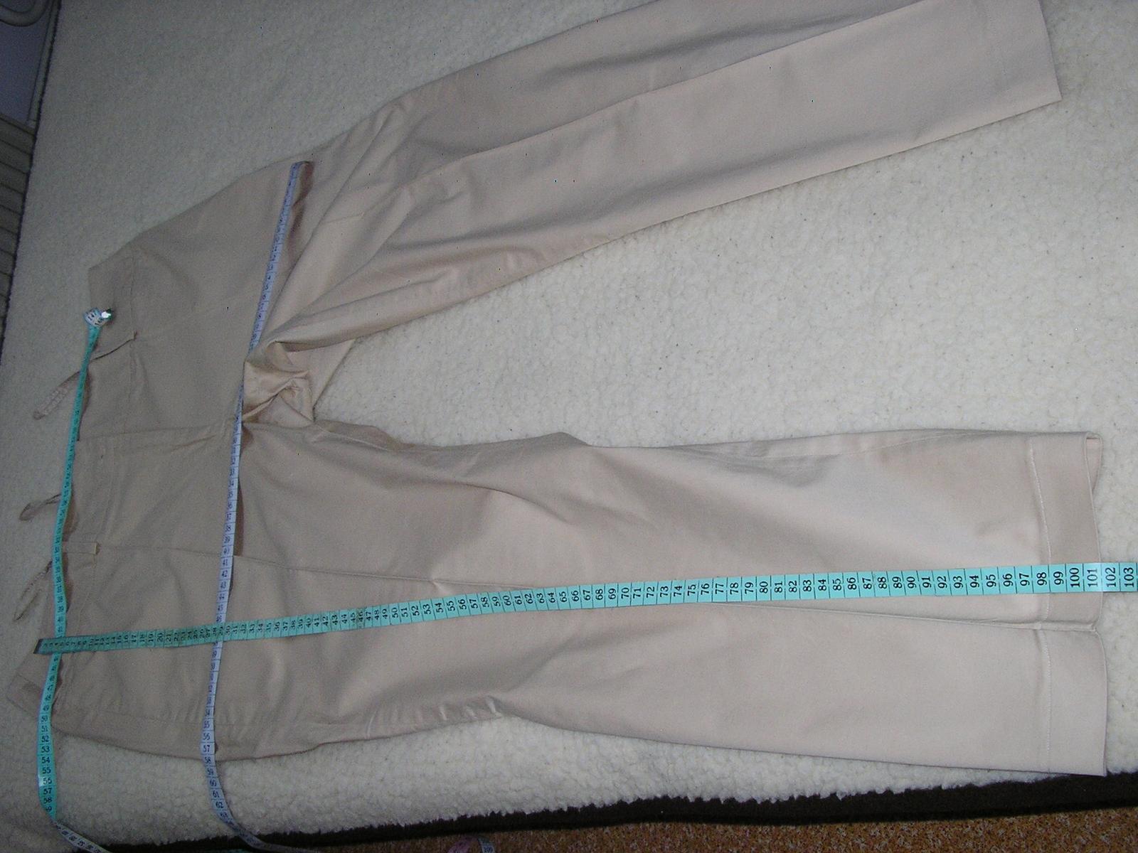 1487. Dámske nohavice - Obrázok č. 3