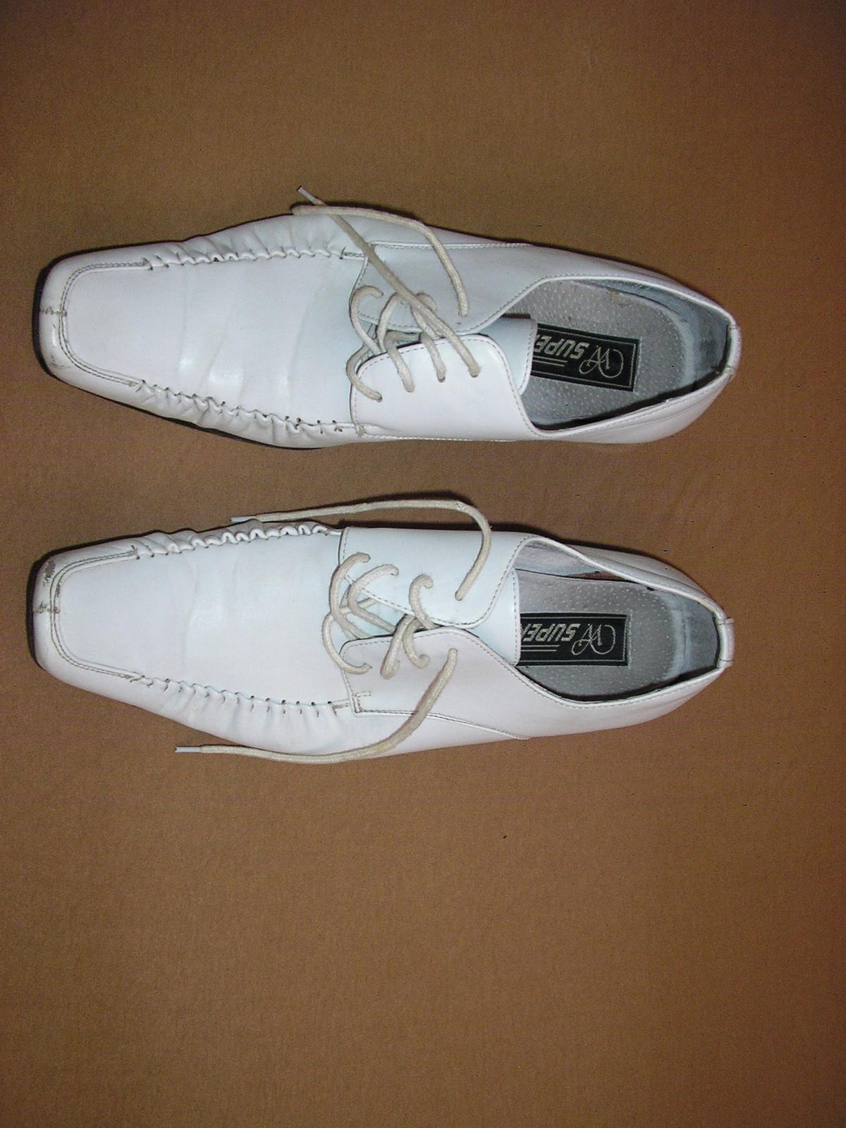 1525. W Super pánske kož. topánky č. 41 - Obrázok č. 1