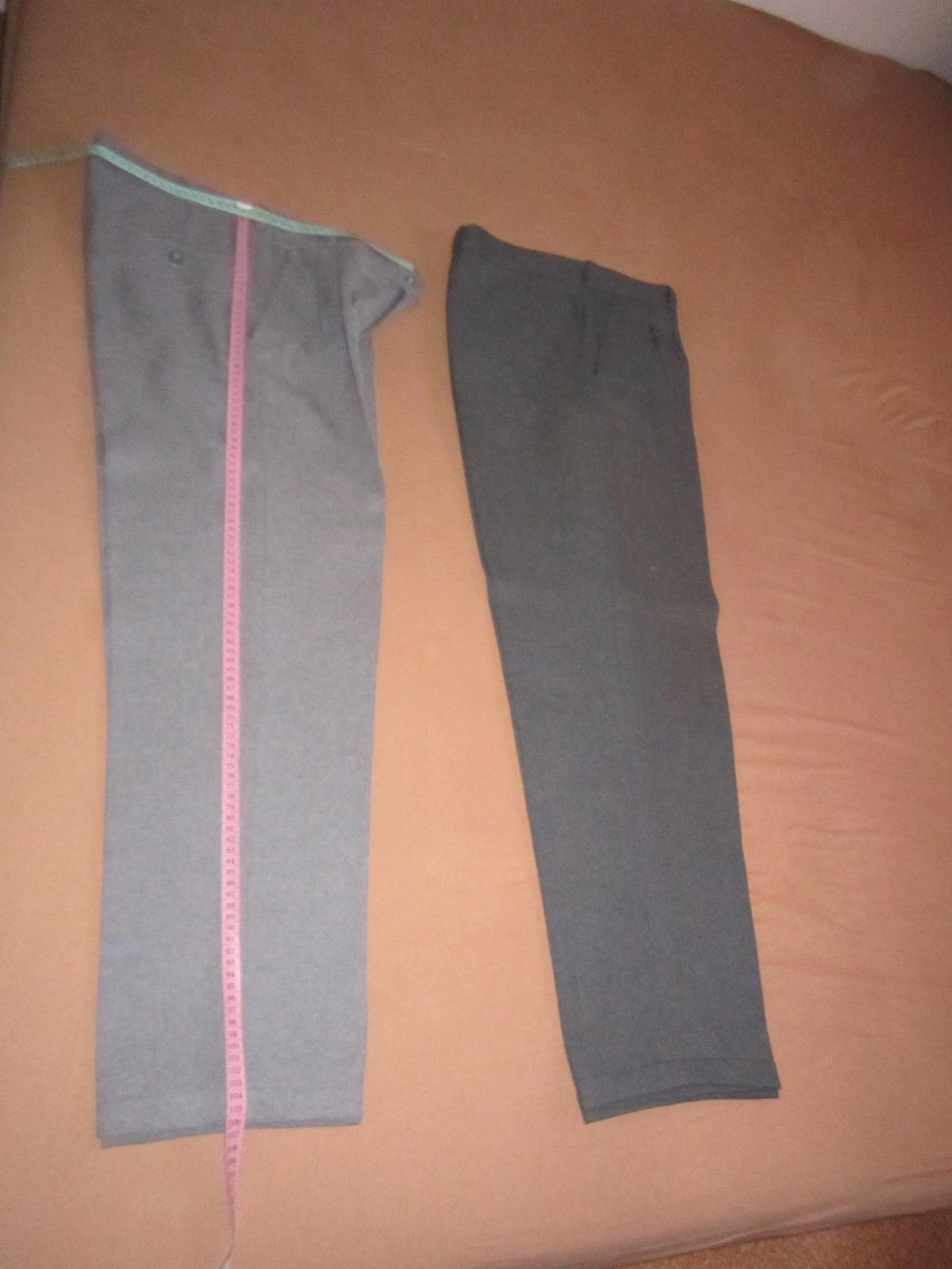 1568. Sivý oblek - Obrázok č. 4