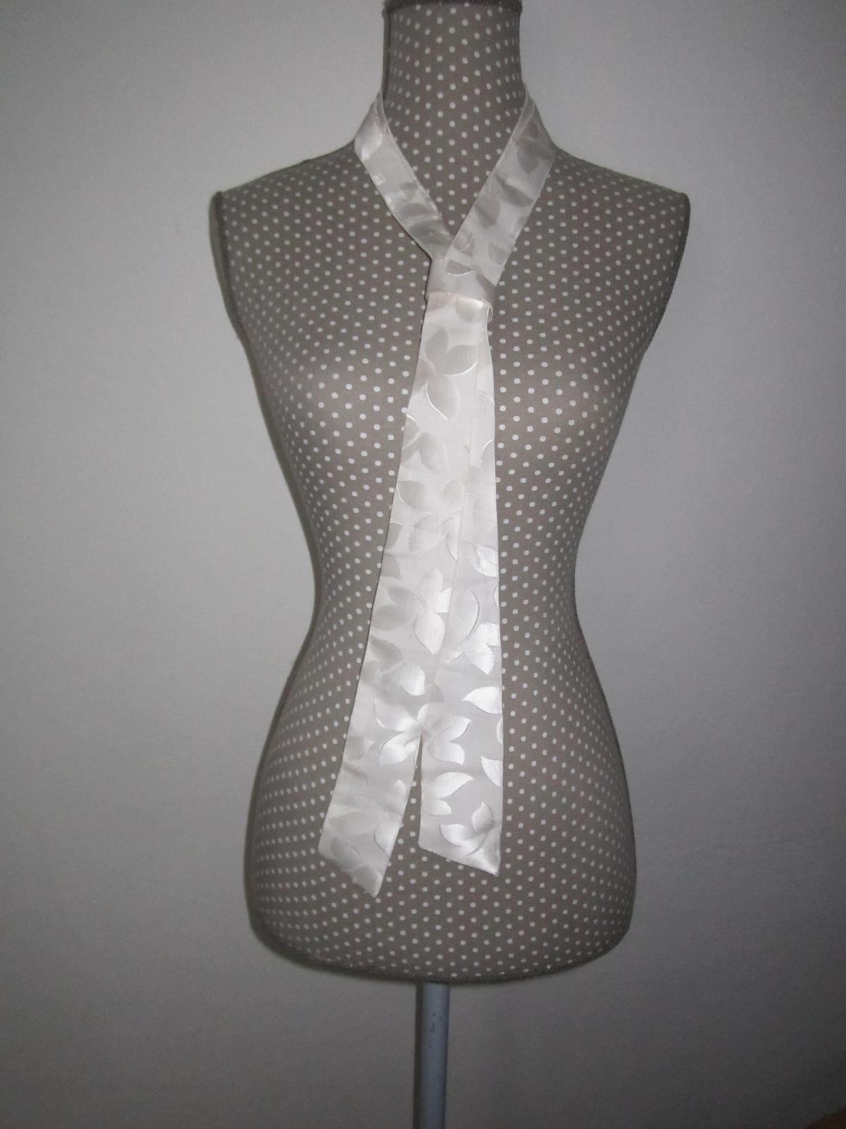 1598. Univ. kravata, opasok - Obrázok č. 3