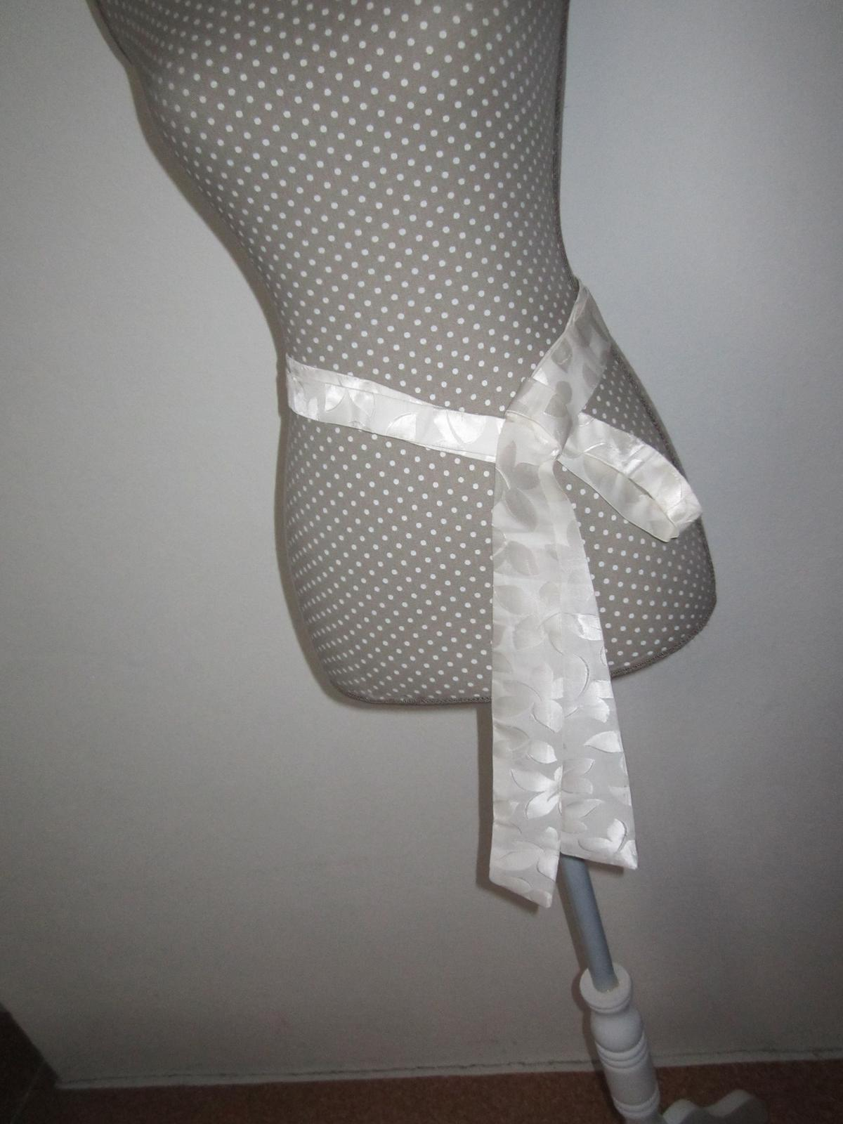 1598. Univ. kravata, opasok - Obrázok č. 2