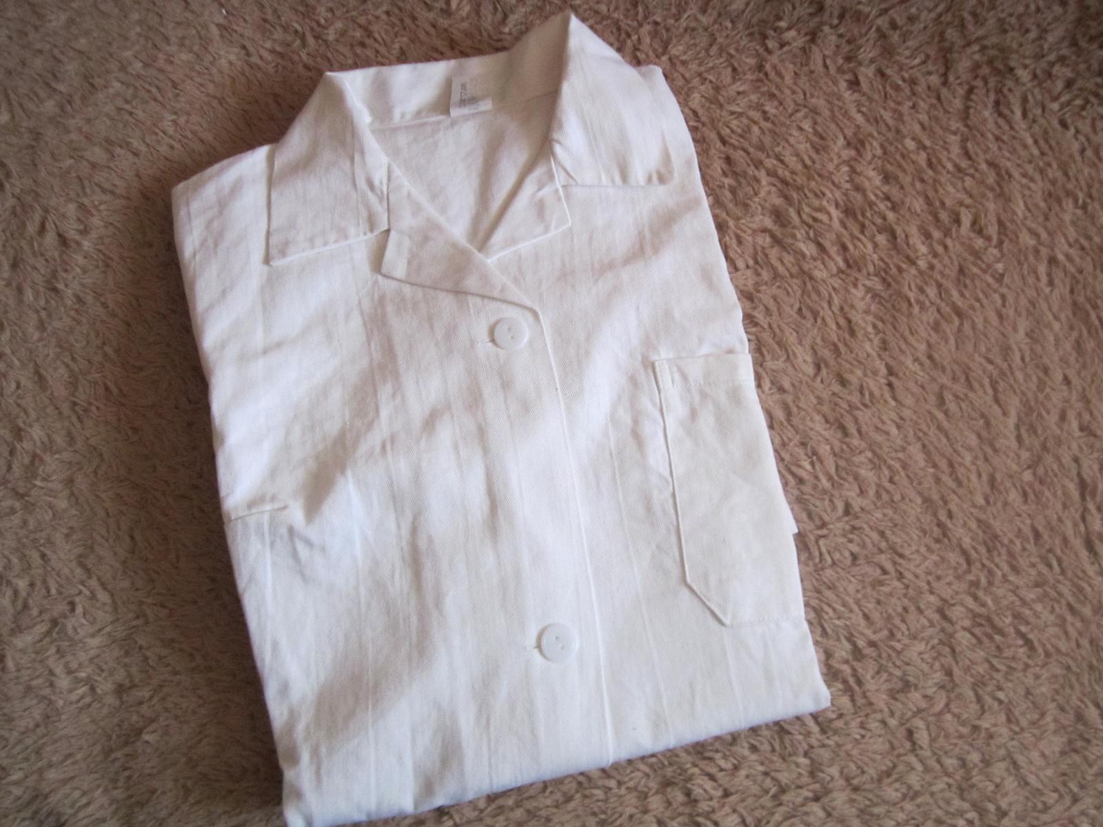 1630. Prac. plášť nenos. č. 45       - Obrázok č. 1