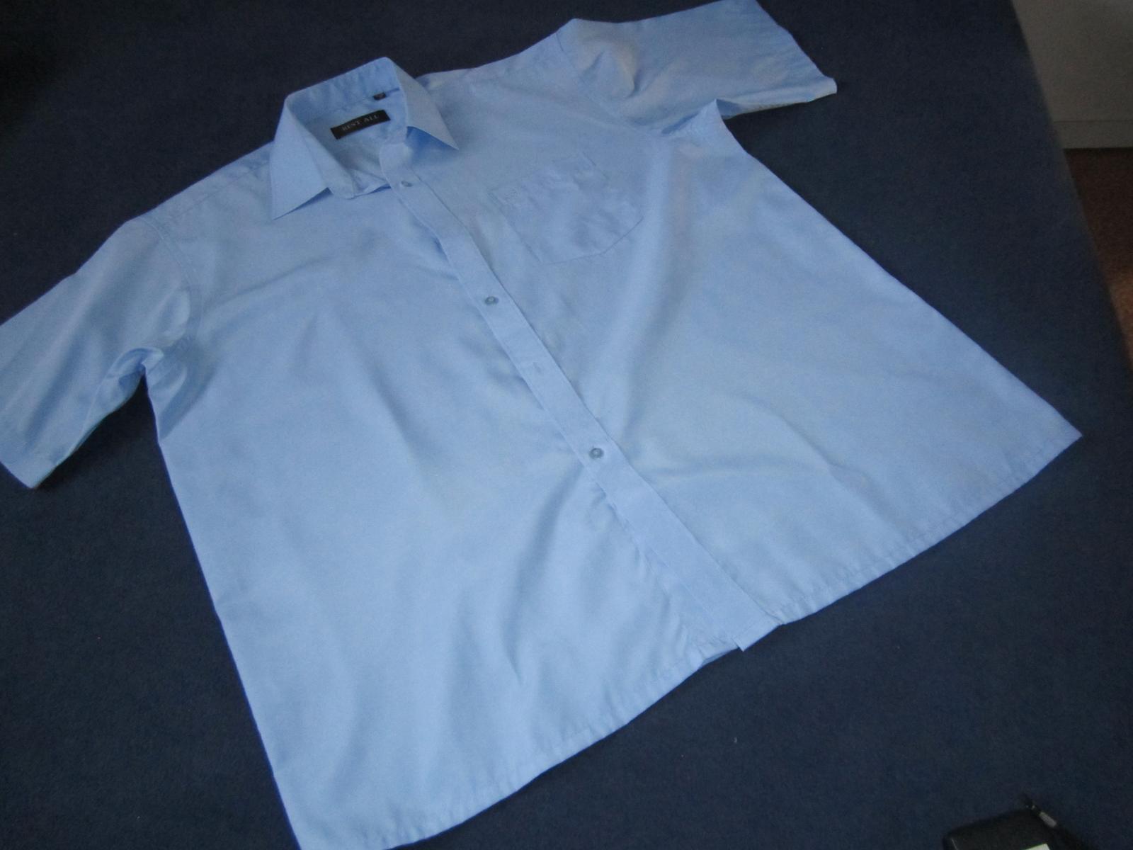 1682. Nenosená košeľa - Obrázok č. 1