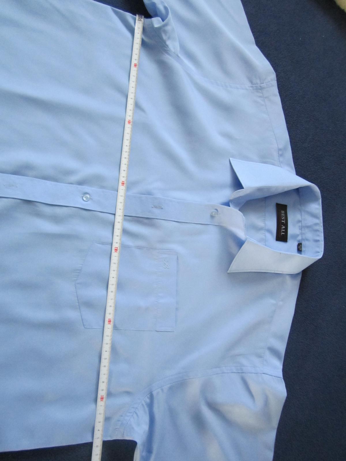 1682. Nenosená košeľa - Obrázok č. 3