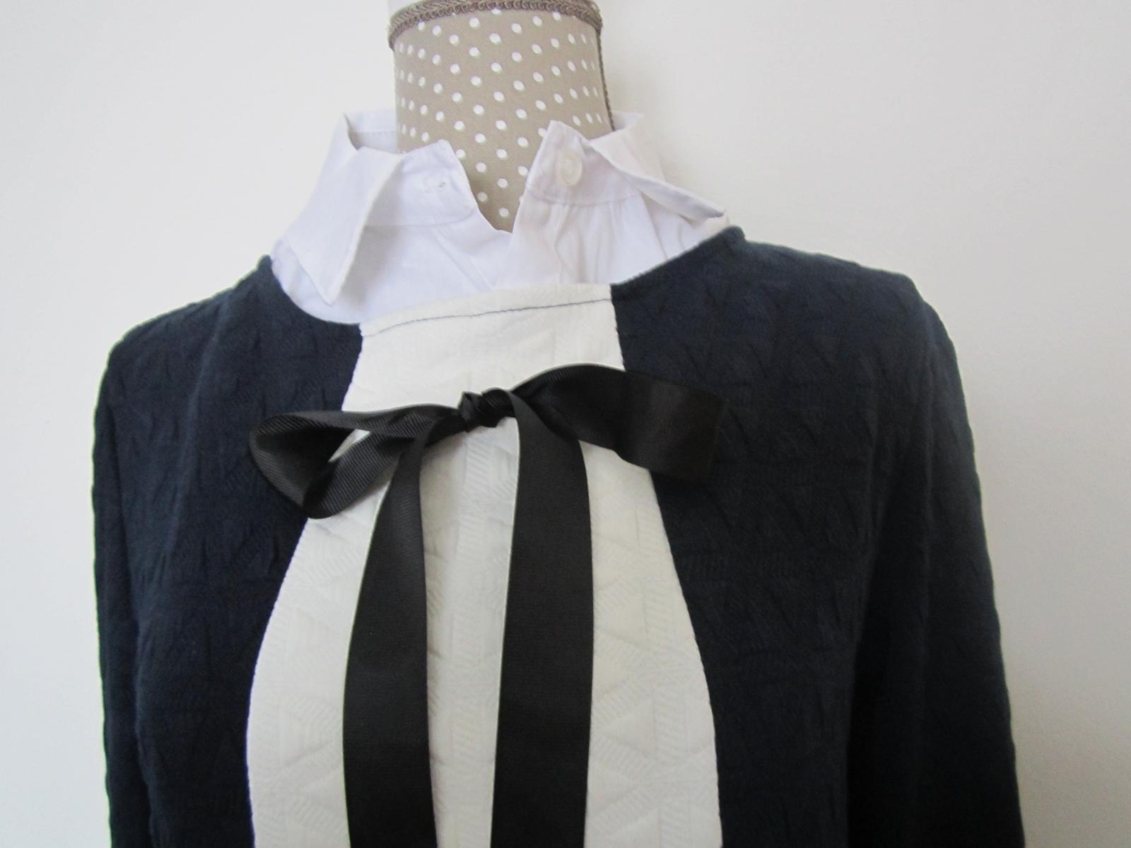 1689. Šaty s visačkou - Obrázok č. 2