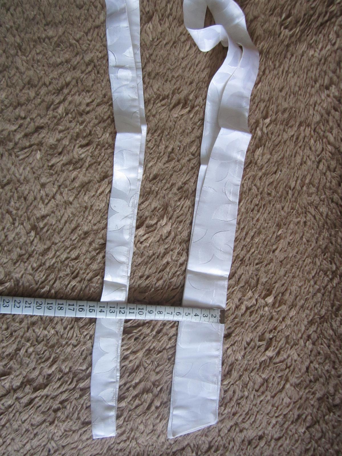 1598. Univ. kravata, opasok - Obrázok č. 4