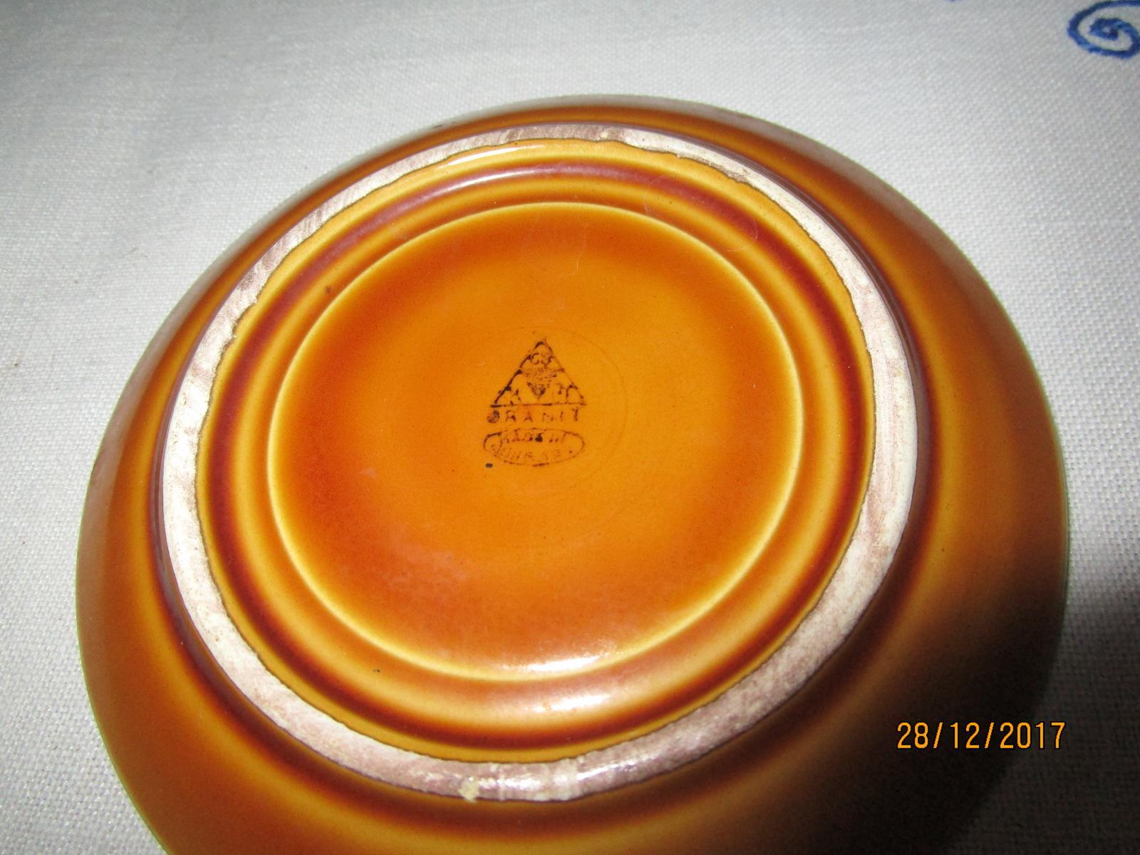 1912. Hnedý tanierik - Obrázok č. 2