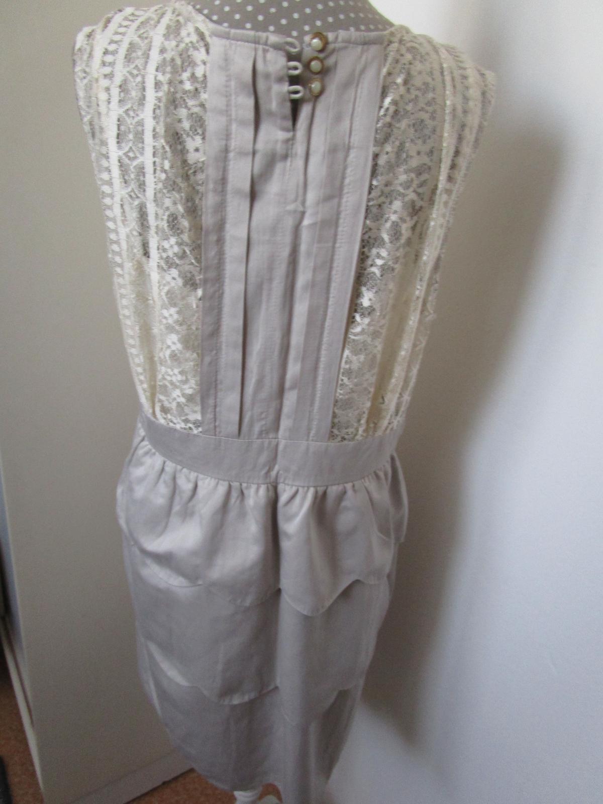 1992. Eleg. šaty - Obrázok č. 2