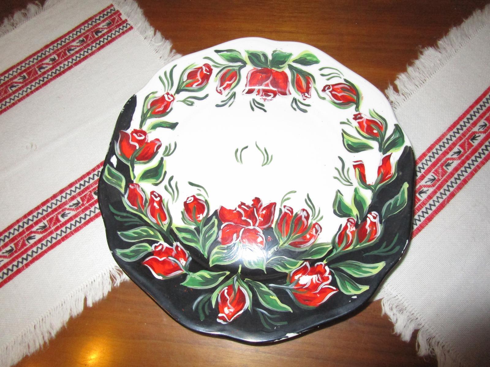 1175.tanier dekor. - Obrázok č. 1