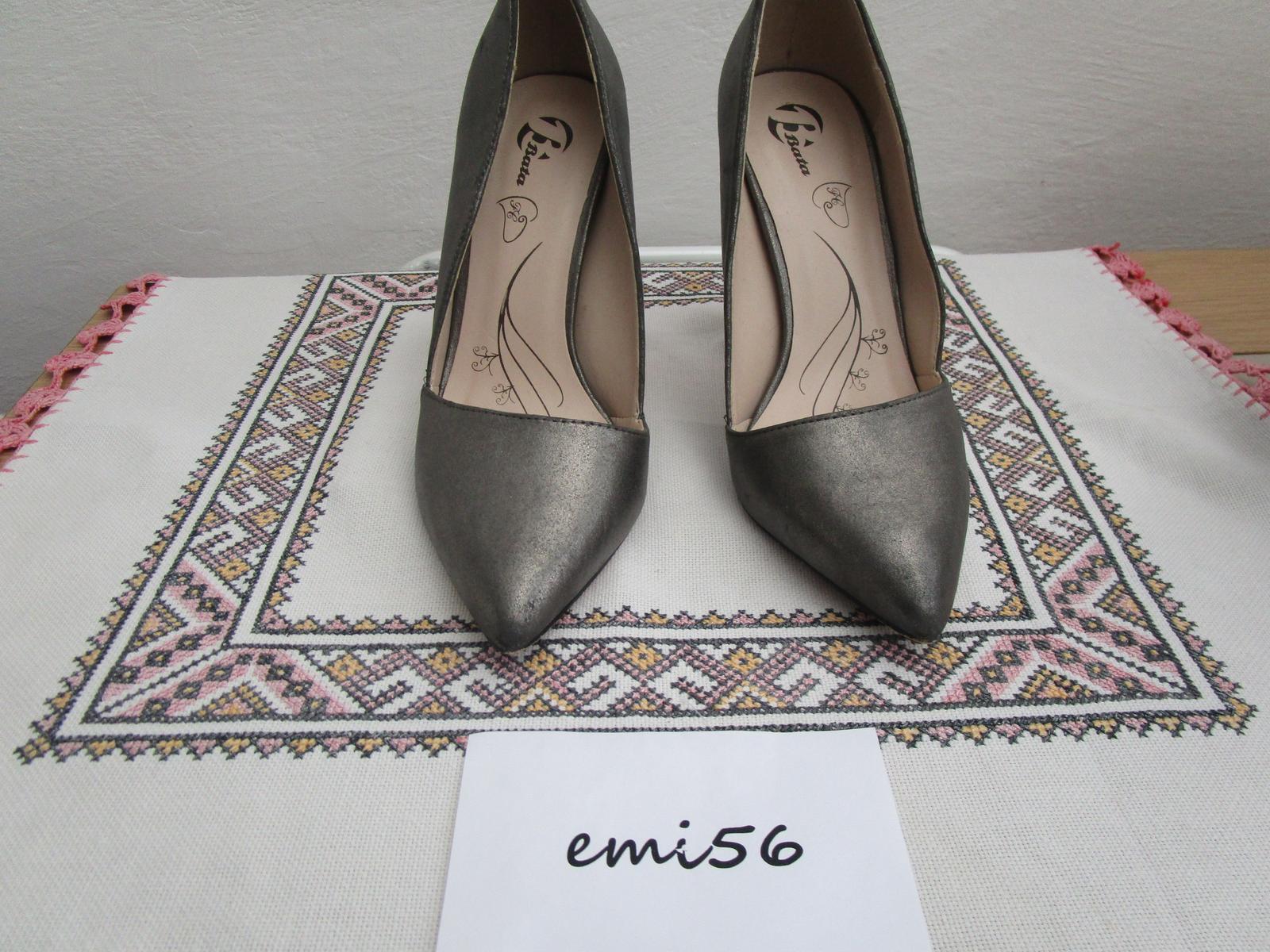 2135. Elegantné topánky - Obrázok č. 2