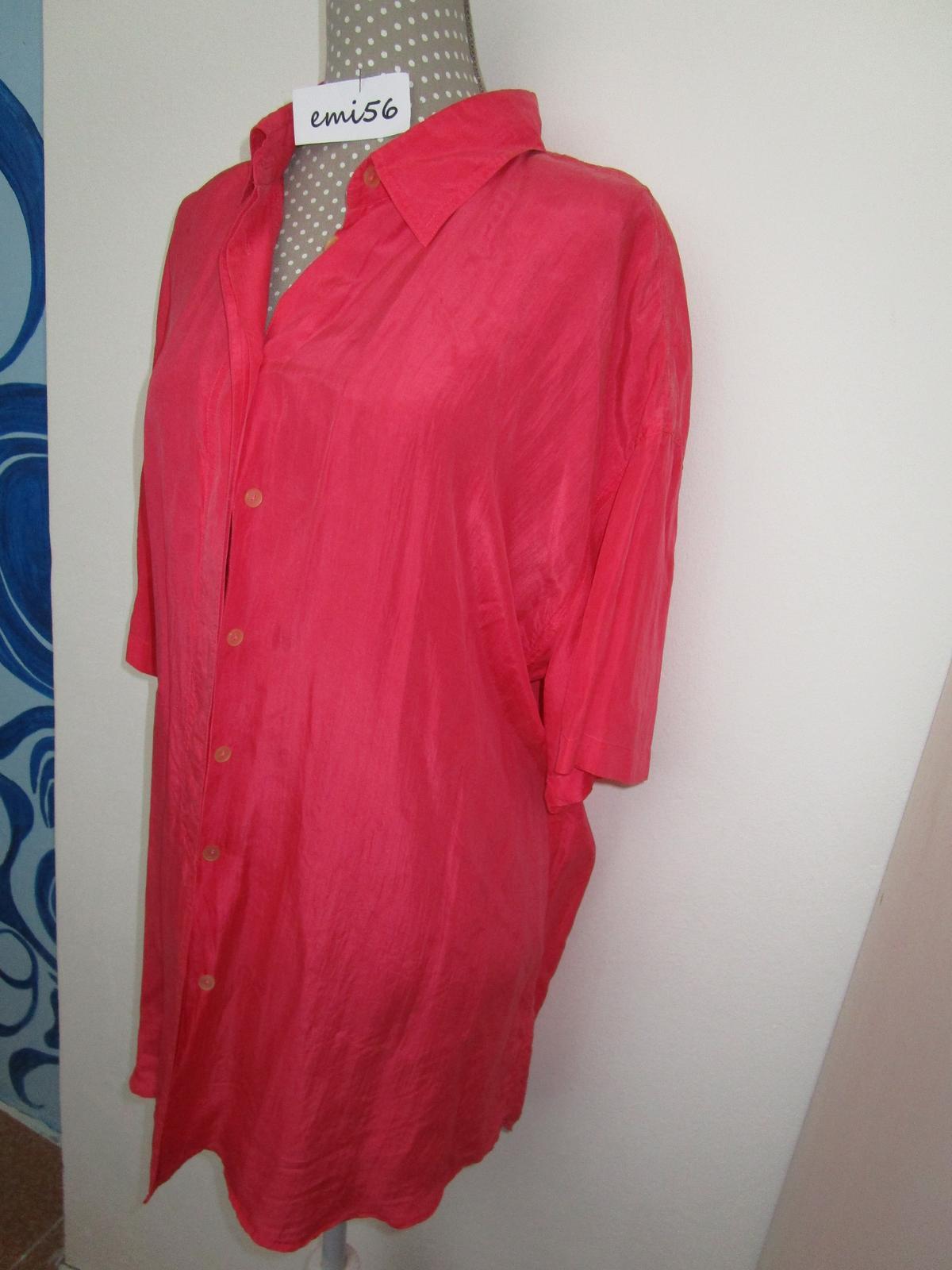 2150. Ružová košeľa - Obrázok č. 1