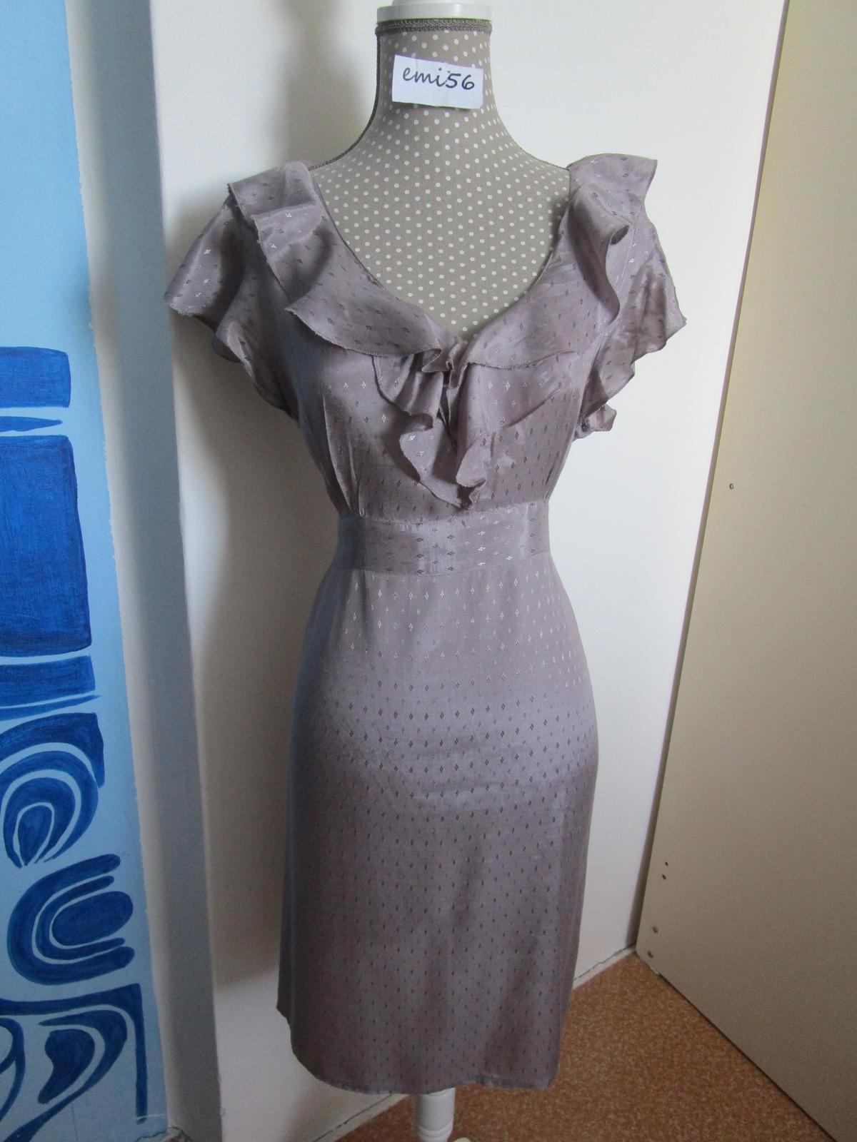 2564. Znač. šaty - Obrázok č. 1