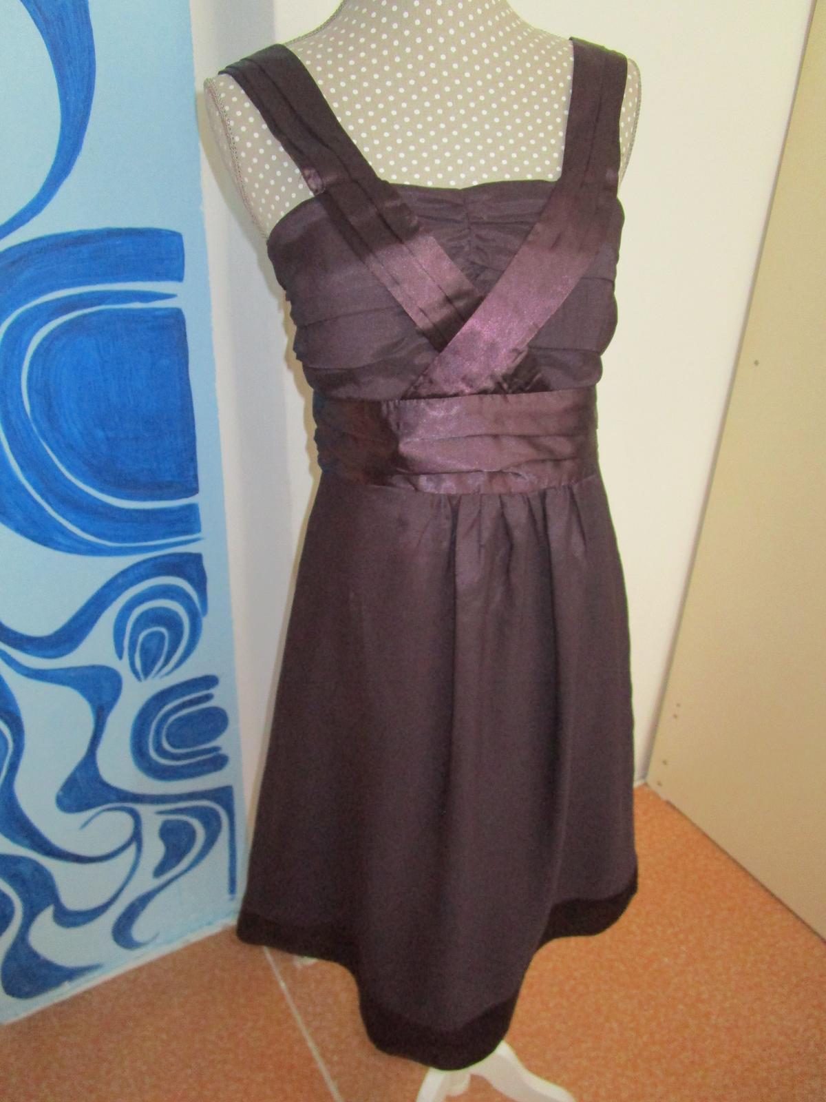 2567. Eleg. šaty - Obrázok č. 1