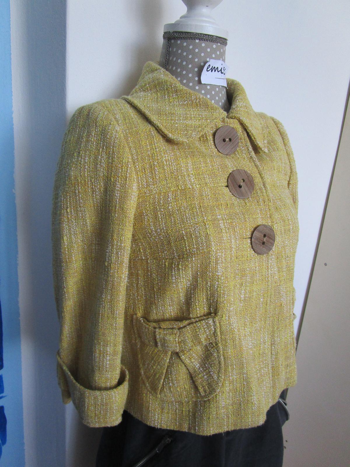 2668. NEXT kabátik - Obrázok č. 1