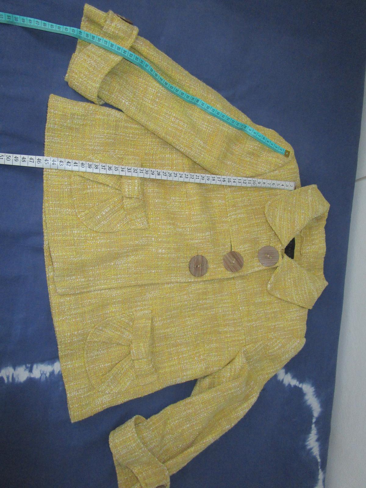 2668. NEXT kabátik - Obrázok č. 2