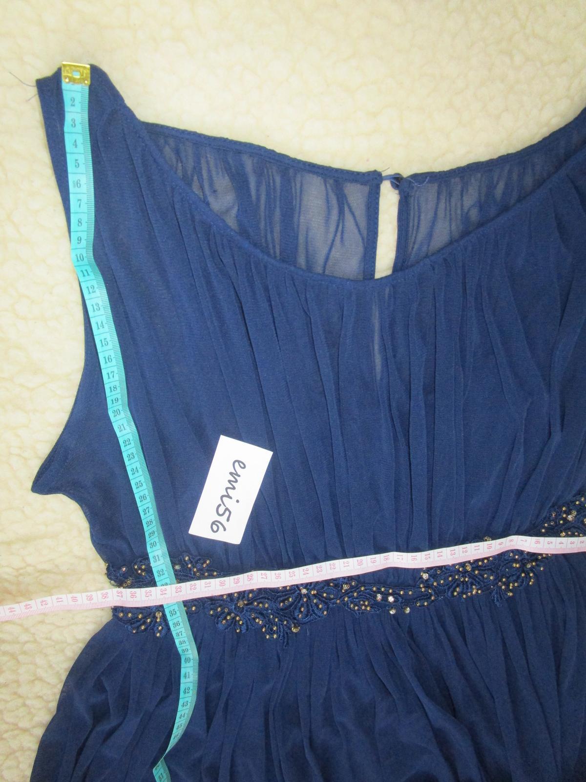 2681. Spoločenské šaty - Obrázok č. 2