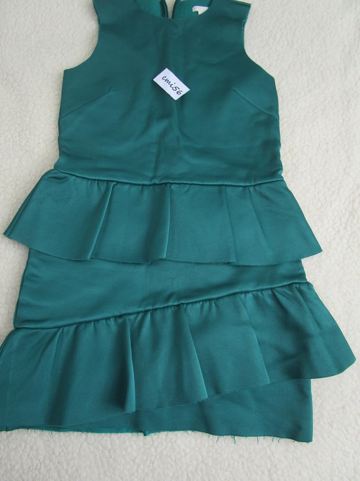 2853. Značkové šaty - Obrázok č. 1