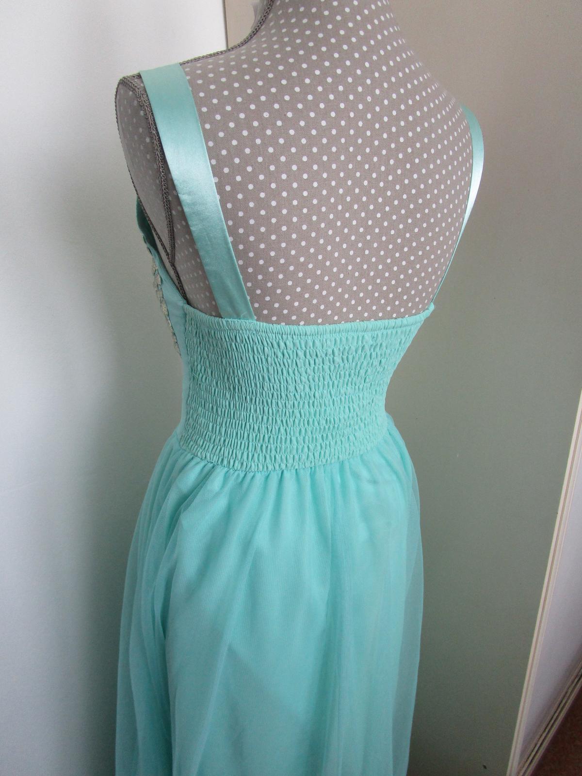 2856. Spoločenské šaty - Obrázok č. 2
