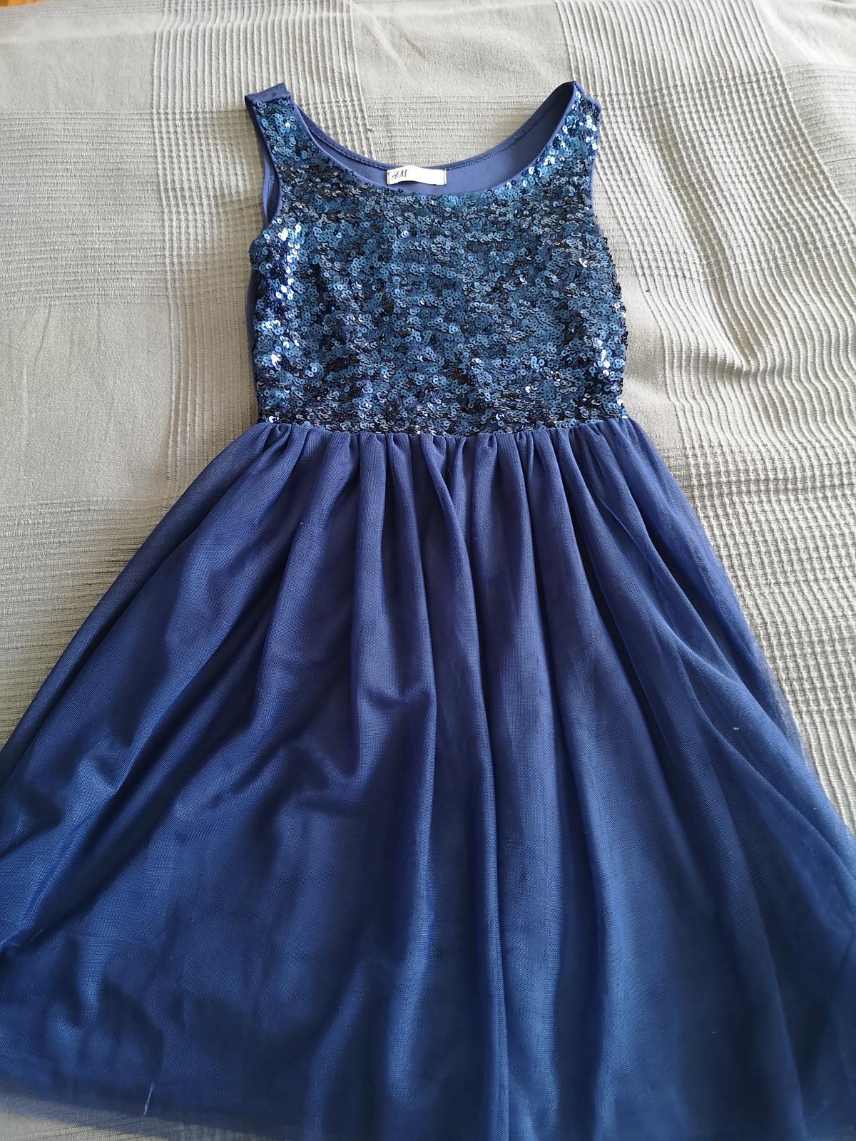 Spoločenské šaty HM - Obrázok č. 1
