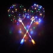 LED svietiaci balón,