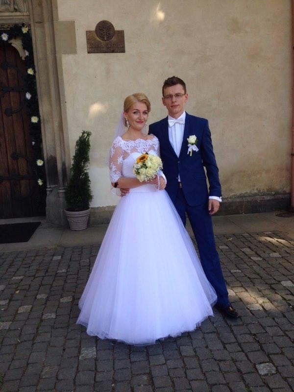 Veronika{{_AND_}}Pavol - s manželikom mojim najkrajším a najlepším chlapom :)