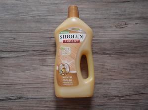 SIDOLUX  s arganovým olejem