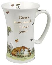 Guess how much I love you - maxi hrnek  - mugshop.cz