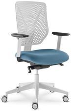 Kancelářská židle WHY 321-SY bílá - pekny-nabytek.cz