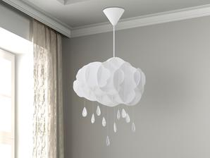 Elegantní závěsná lampa ve tvaru mračna - AILENNE