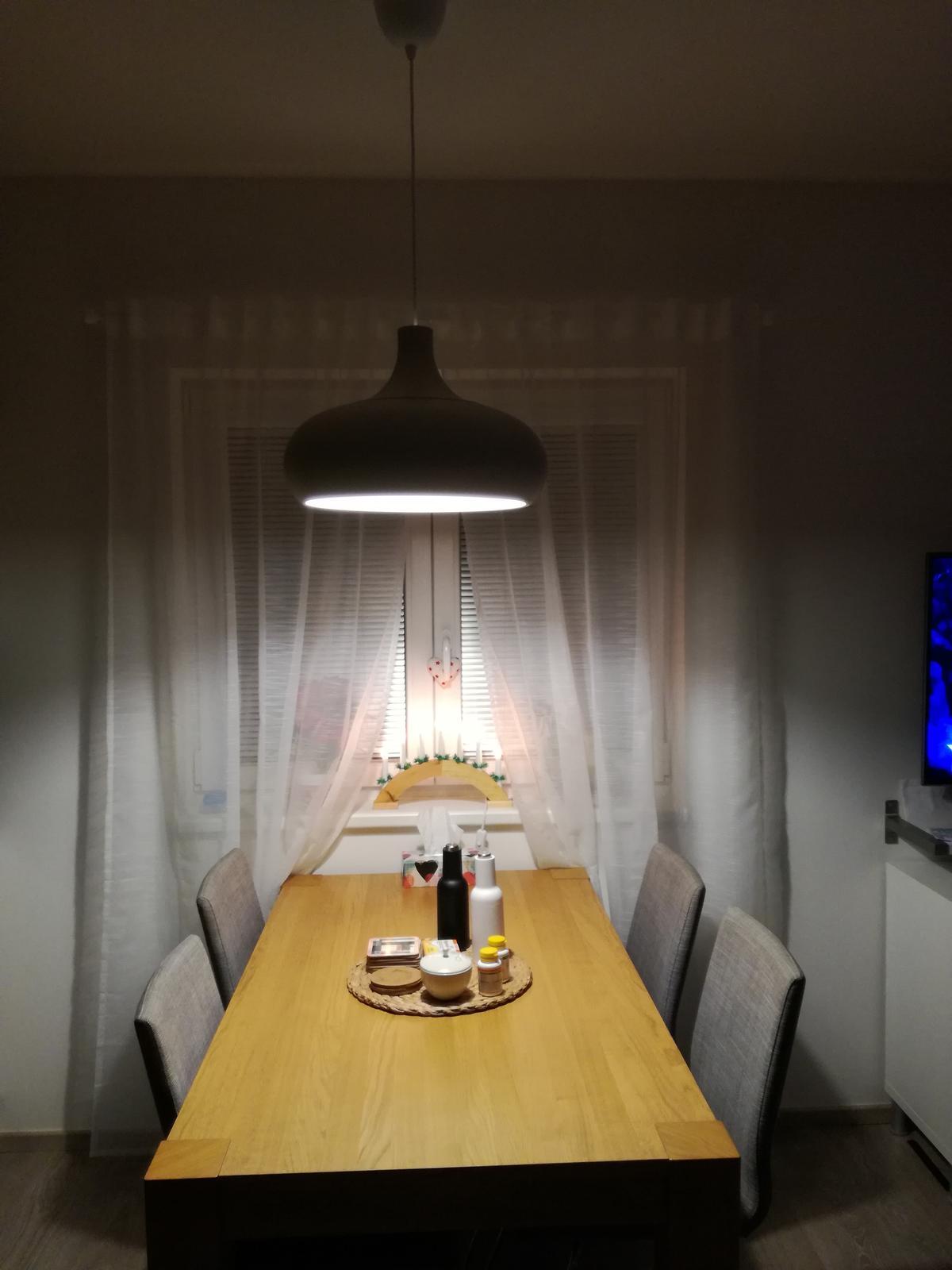 Bungalov 7 - Nové světlo z Ikea