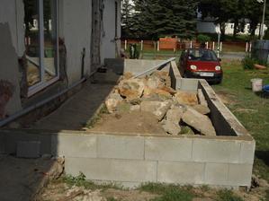budovanie našej vysnívanej verandy