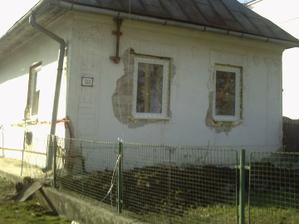 predok domu-detská izba