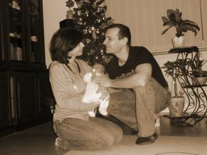 nase prve Vianoce 09 v trojici