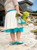 Výjimečné a originální svatební šaty, 46