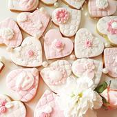Svatební sušenky,