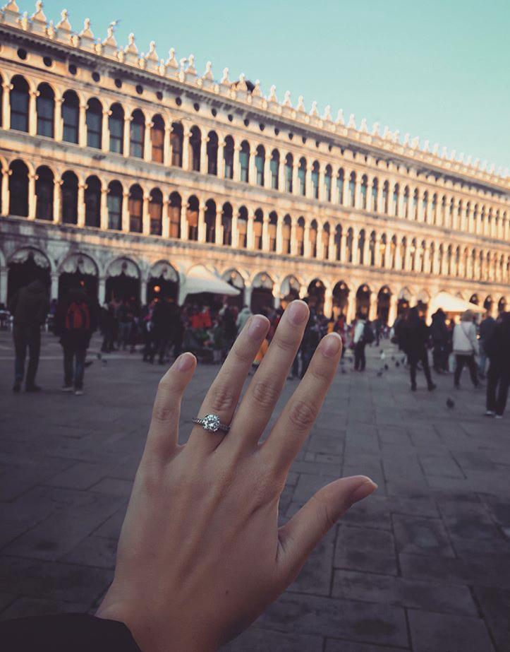 Moje sny ... - Zasnúbili sme sa v Benátkach 💕💕💕