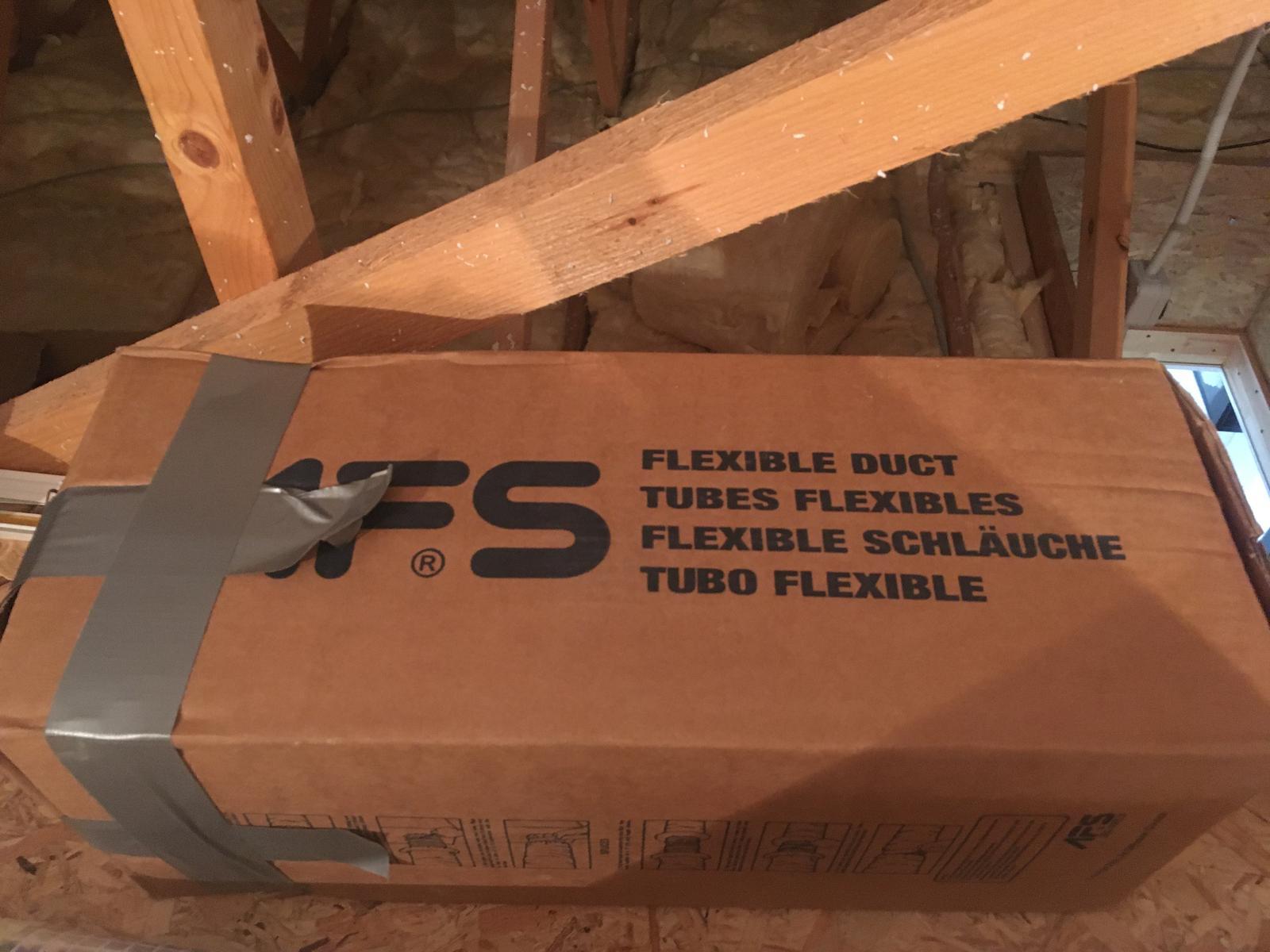 Flexibilný tlmič hluku 125x1000mm - Obrázok č. 1