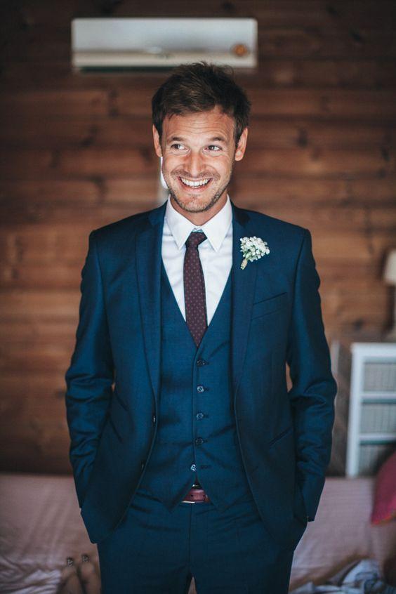 Barva obleku ženicha  - - Oblečení a boty 3711c67194
