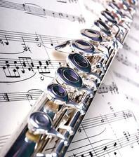 příčná flétna by byla nádherná...