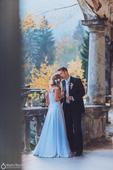 pohodlné a romantické svadobné šaty, 36