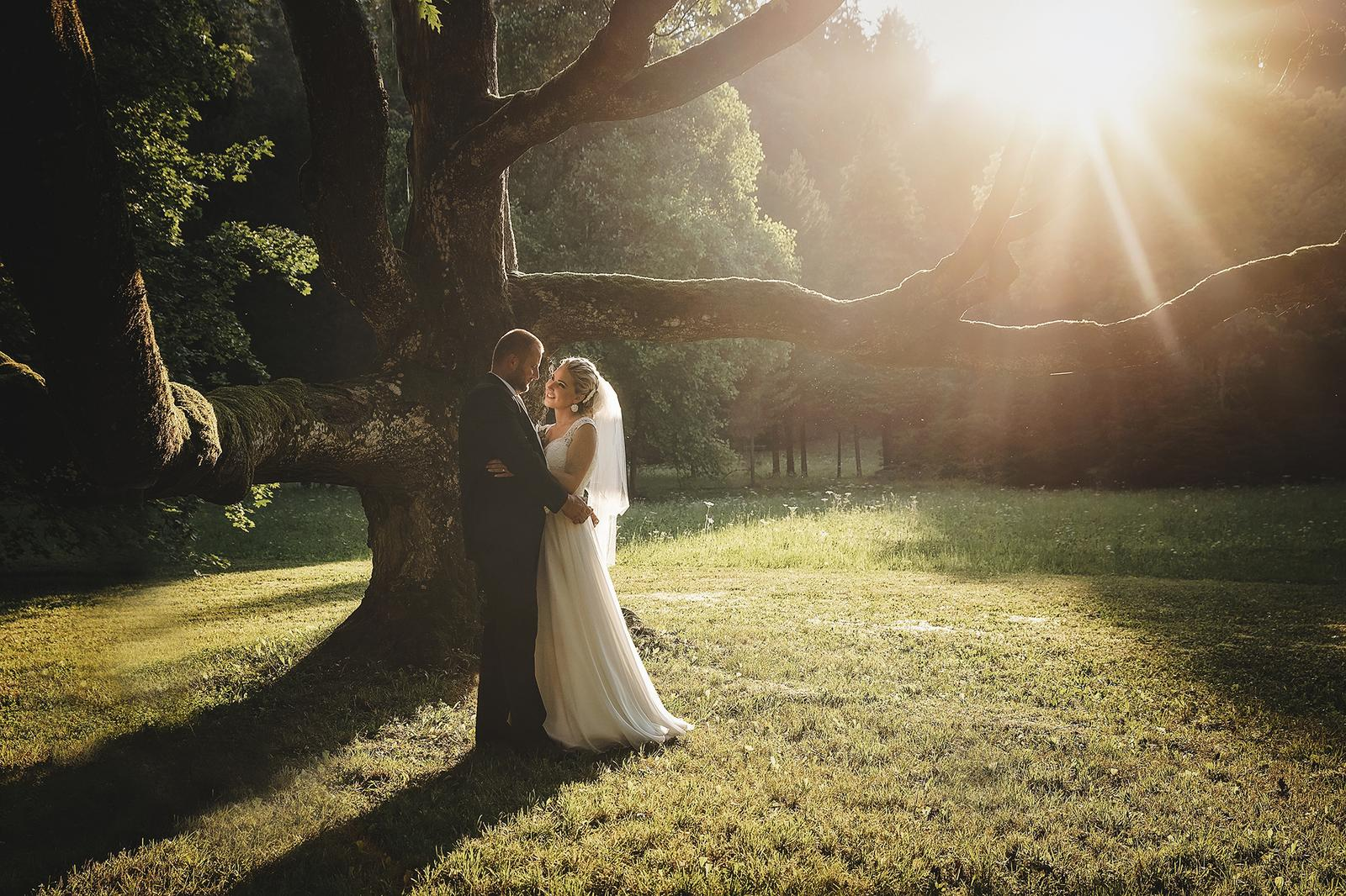 svadba bola v Júli... - Obrázok č. 1