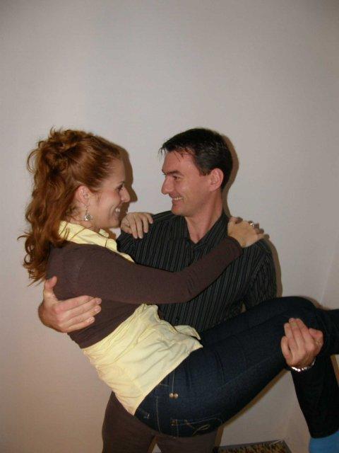 9.máj 2009 - Sľúbil, že ma bude na rukách nosiť