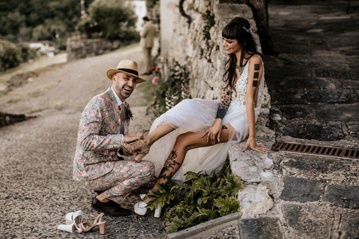 Reálna toskánska svadba - Obrázok č. 34