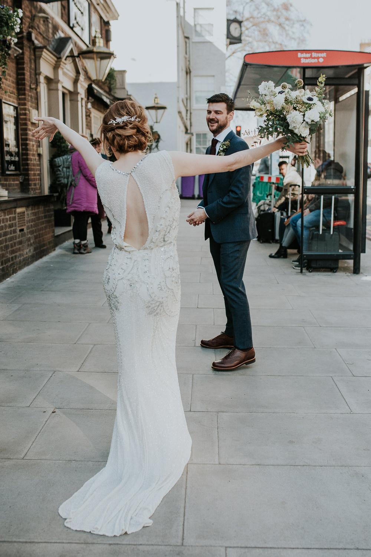 Reálna svadba z Londýna - Obrázok č. 15