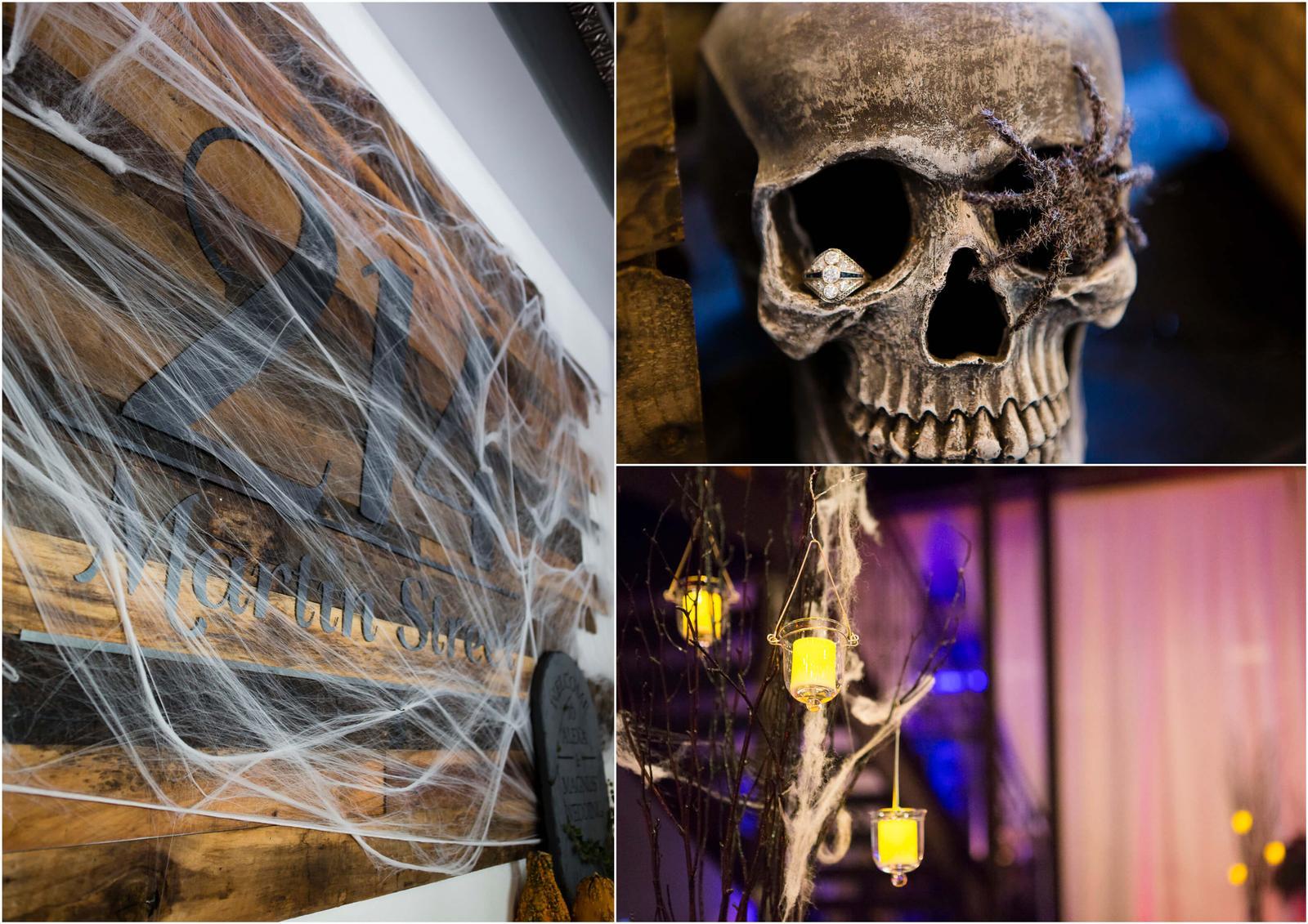 Halloweenske a dark svadby - Obrázok č. 15